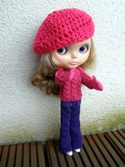 Debbie got some mittens!