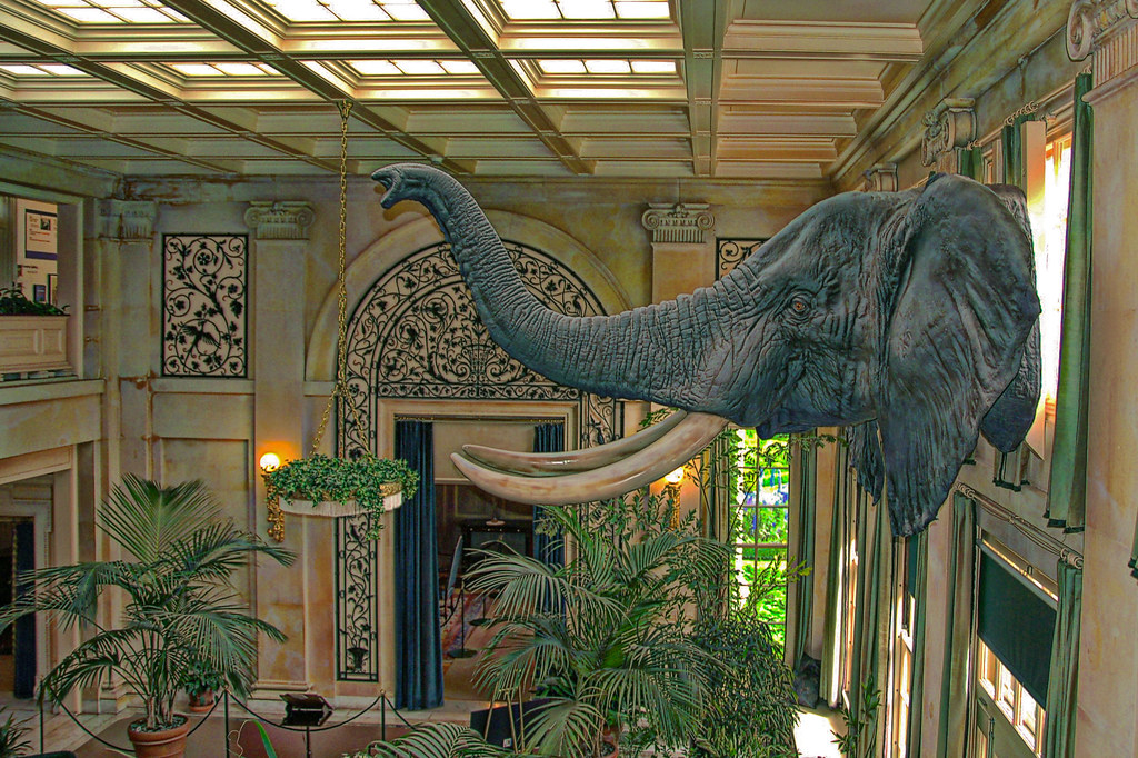 Conservatory, Eastman House