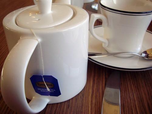 Ronnefeldt tea@Sofitel