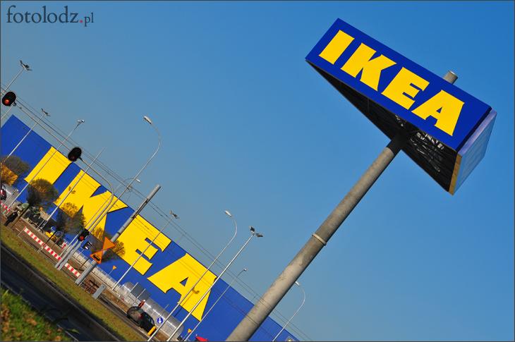 IKEA i Port Łódź