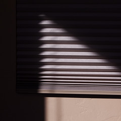 Limits (i wayne t) Tags: sun angles shades limits pleats
