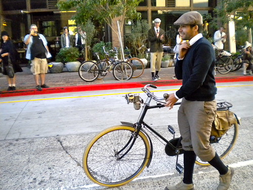 LA Tweed Ride