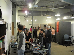 Lily Rosa's Photo Exhibit at the RFB & D Studio