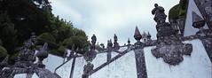 Bom Jesus do Monte, Braga, Portugal (ChihPing) Tags: travel panorama portugal europe superia iso400 jesus panoramic hasselblad 400 epson fujifilm monte bom  xpan braga minho xtra fujicolor 30mm      bomjesusdomonte v750   v750pro