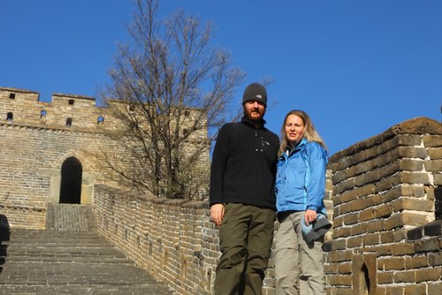 The Great Wall, Mutianyu, Beijing