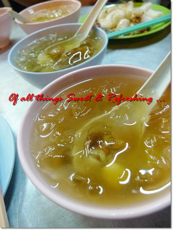 Kimberley Street Sweet Soups
