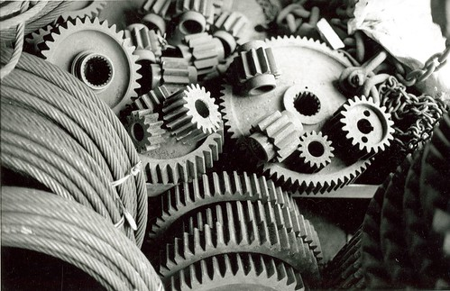 Life - it's just like gears