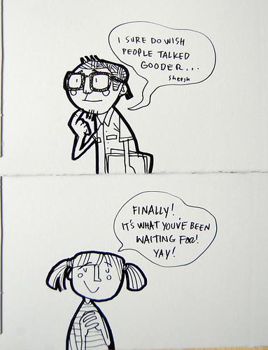 Mailer drawings