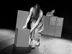 Hiatus  4223 (Lieven SOETE) Tags: brussels people woman art justice theater performance young diversity bruxelles hiatus scenography intercultural istudio diversit socioartistic