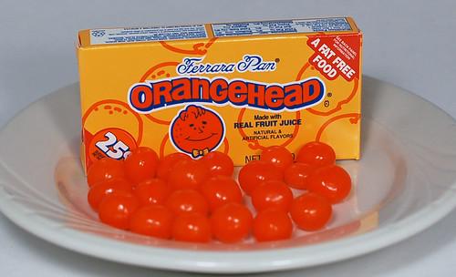 Ferrara Pan Orangehead