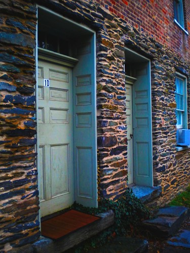 Harpers Ferry doors