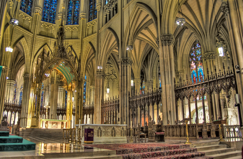 saint patricks cathedral essay A guide to visiting saint patrick's cathedral in new york city.