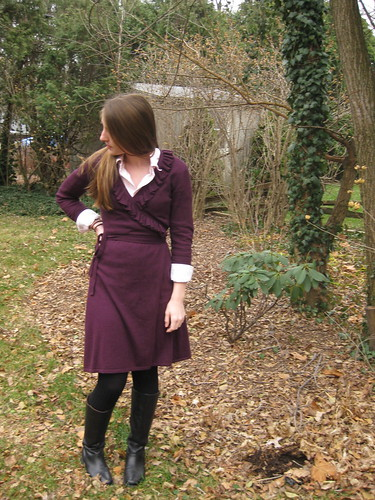 Sweater Dress Take II