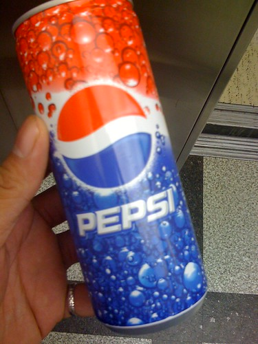 Do you know, Pepsi is 100KRW cheaper than Coke?