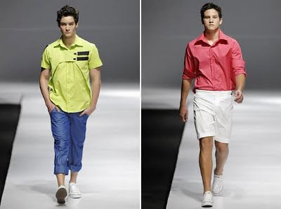 moda verão 2010 masculino