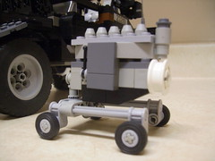 Engine, right (formula_bird) Tags: truck lego military turret aa halftrack maxon m3halftrack
