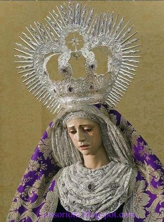 Nuestra Señora del Rosario. Moguer (Huelva)