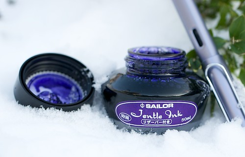 Sailor Jentle Ink Shigure Purple