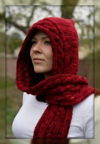 HOODWINK ~A new knitting pattern~