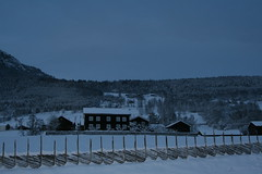 Bltime over Dovre (Hei2009) Tags: winter norway dovre bltime