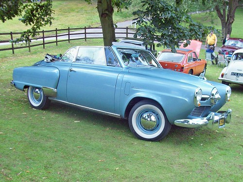 69 Studebaker Champion Convertable (1950)
