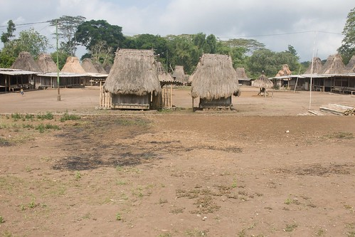 Wogo - Traditional village