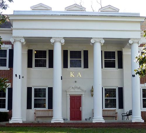 Architecture Tourist: Shutze Goes Greek At Emory