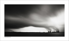 Cloud Machine (Ian Bramham) Tags: longexposure bw industry water station clouds river landscape photography book photo nikon power fineart wabisabi coal vapour mersey blurb fired merseyside fiddlersferry d40 ianbramham nikondslrforum asweseeit2010
