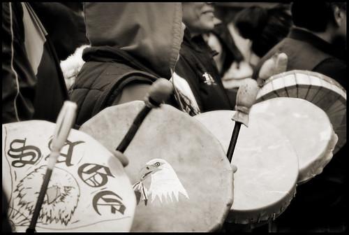 8000 Sacred Drums - 2010