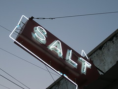 Salt, Houston, Texas