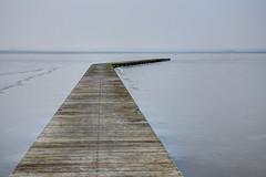 Zuidlaardermeer | the Netherlands (frata60) Tags: nikon d300s nikkor 1685mm vr landscape landschap zuidlaardermeer drenthe pier steiger winter kou vrieskou netherlands nederland ice ijs empty nihil