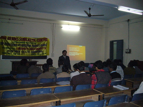 Patna, NIT Workshop, Dec 26 - 2006