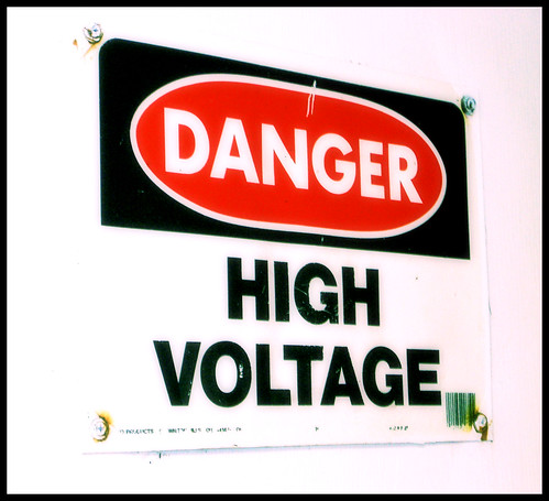 Danger Danger High Voltage!