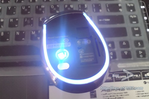 Microsoft Explorer Mini Mouse with BlueTrack Technology