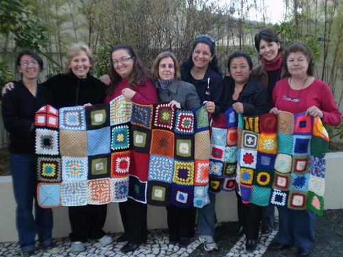 5ª Reunião Irmãs de lã