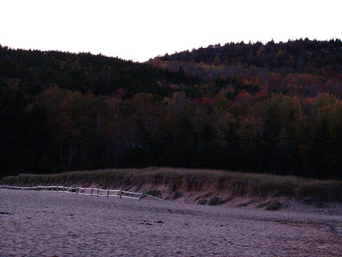 October on MDI, Maine