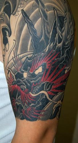 gun tattoos on waist. A tattoo gun is the most