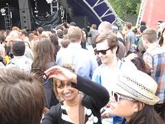 Lovebox Weekender (russelljsmith) Tags: uk friends england music london festival fun happy concert victoriapark europe stage gig crowd drinks drunks talking 2009 lovebox loveboxweekender 77285mm loveboxweekender2009 lovebox2009 lastfm:event=861454
