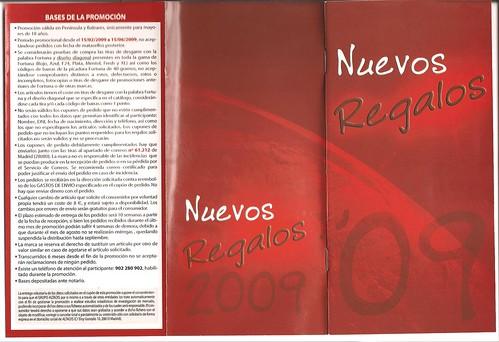 Promocion tabaco junio 2009, Fortuna