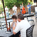 "Melting Point Patio on Bluegrass Nights • <a style=""font-size:0.8em;"" href=""http://www.flickr.com/photos/40929849@N08/3763568818/"" target=""_blank"">View on Flickr</a>"