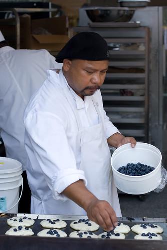 Jose Aliangan - UBC Blueberry Fest