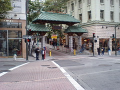 Chinatown in SFC