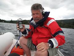 Nigel Helyer, hydrophone recordings