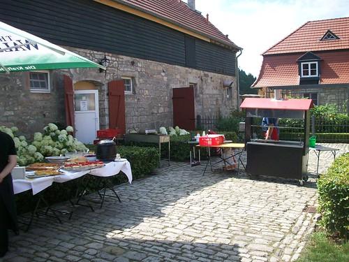 Bufett Sommerfest 2009