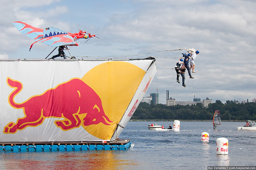 Red Bull Flugtag Moscow 2009