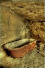 Rusted Bath (☆Sushil☆) Tags: ireland dublin canon bath rusted baths hdr ruined dunlaoghaire
