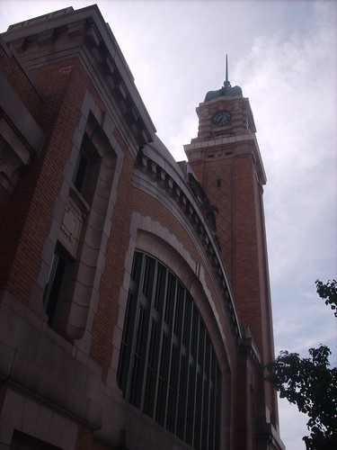 West Side Market Building from Outside