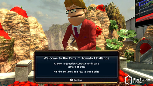 Buzz! Tomatina