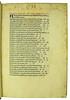 Manuscript inscriptions in table of contents in Thomas Aquinas: Quaestiones de quodlibet I-XII