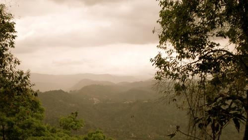 Munnar's mountains